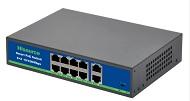 Коммутатор с 8 PoE портами WS-F0820GBL
