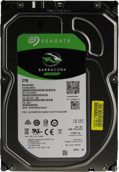 Жесткий диск Seagate Barracuda 2 Тб