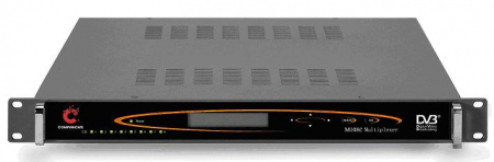 ASI мультиплексор-скремблер M108CS CTI COMPUNICATE